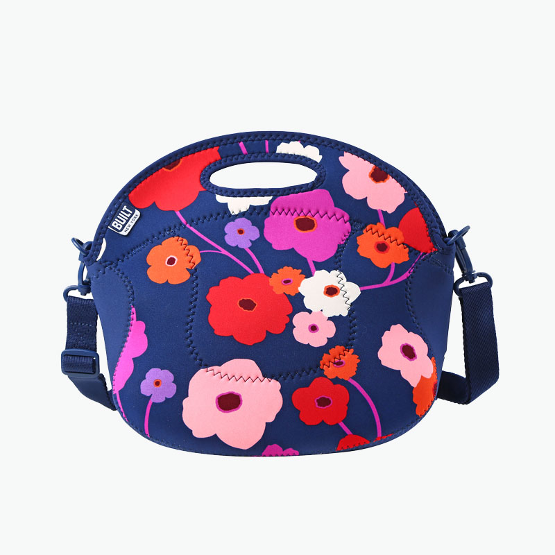 Built NY, 'Spicy Relish' Lunch Tote (Flowers) x1