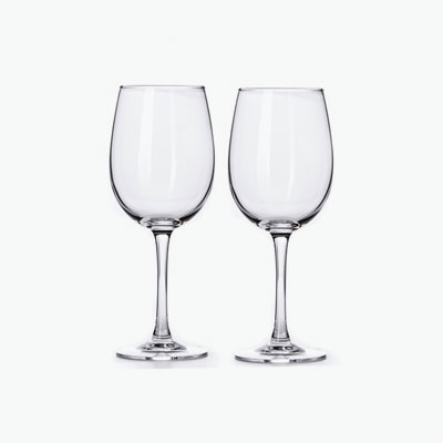 Luminarc, Goblet Wine Glass Set 470ml x2