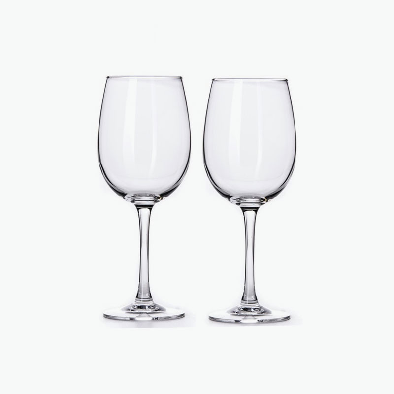 Luminarc, Goblet Wine Glass Set 470ml x2