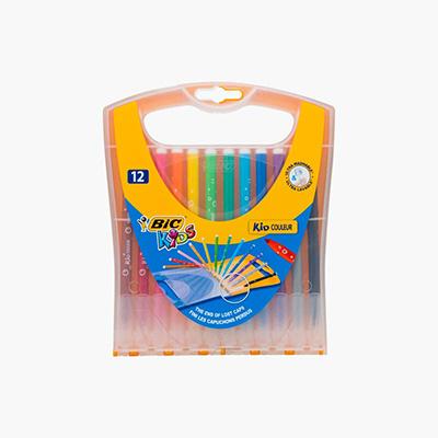 BIC Kids Rainbow Color Felt Pens