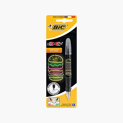 BIC Hamburger Designed Fountain Pen