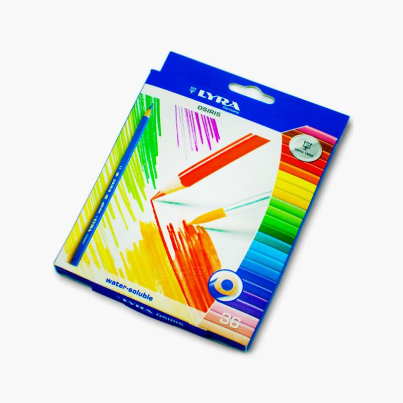 Lyra, 'Osiris' Water Soluble Colored Pencils x36