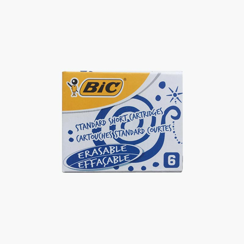 BIC Fountain Pen Cartridge