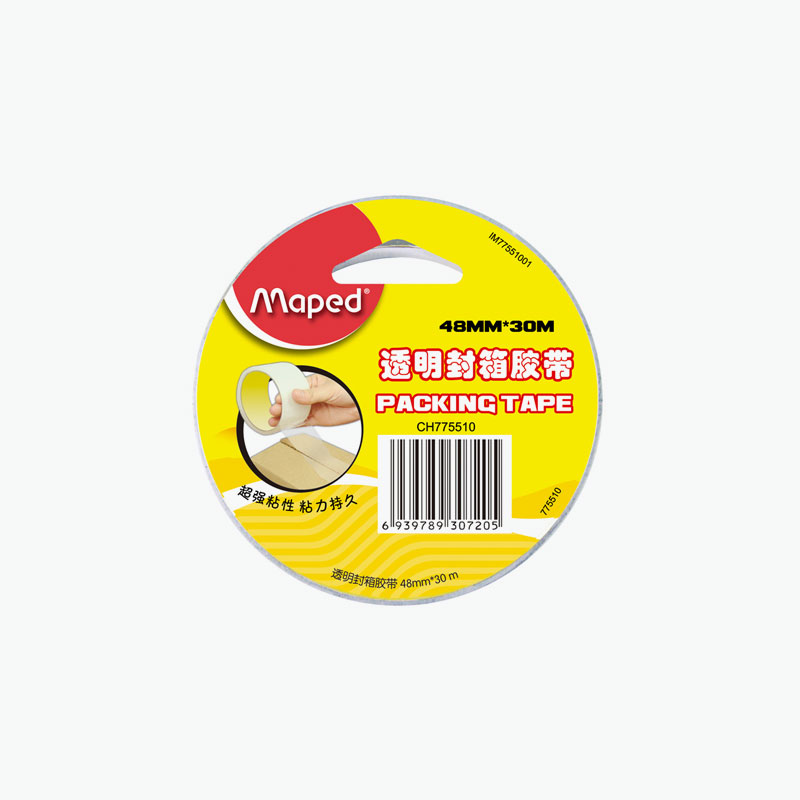 Maped, Packing Tape 48mm*30m x1