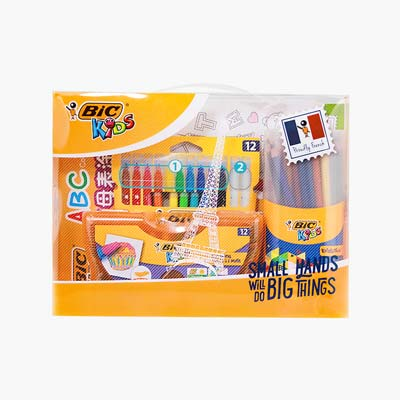 BIC Kids Coloring Gift Box