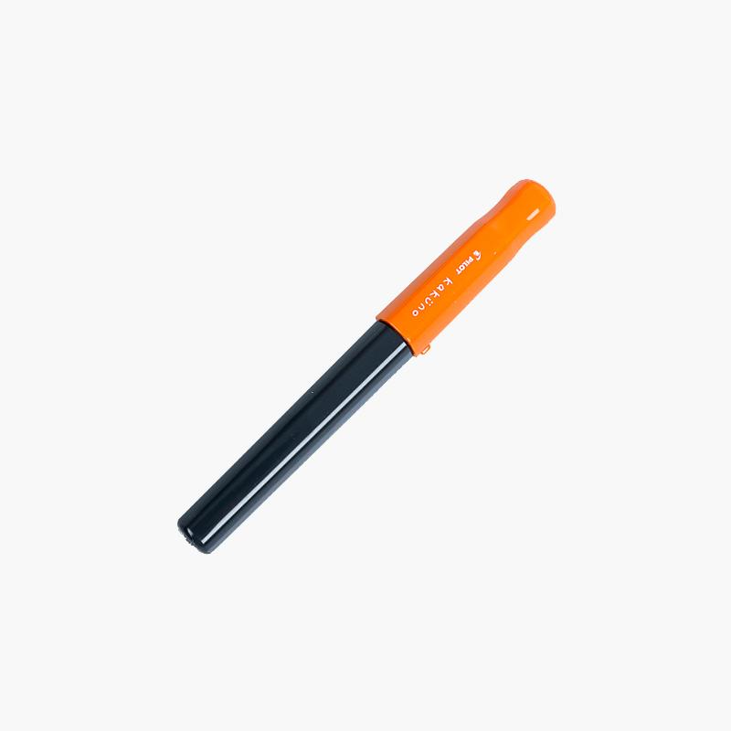 Pilot, 'Kakuno' Fountain Pen (Orange)