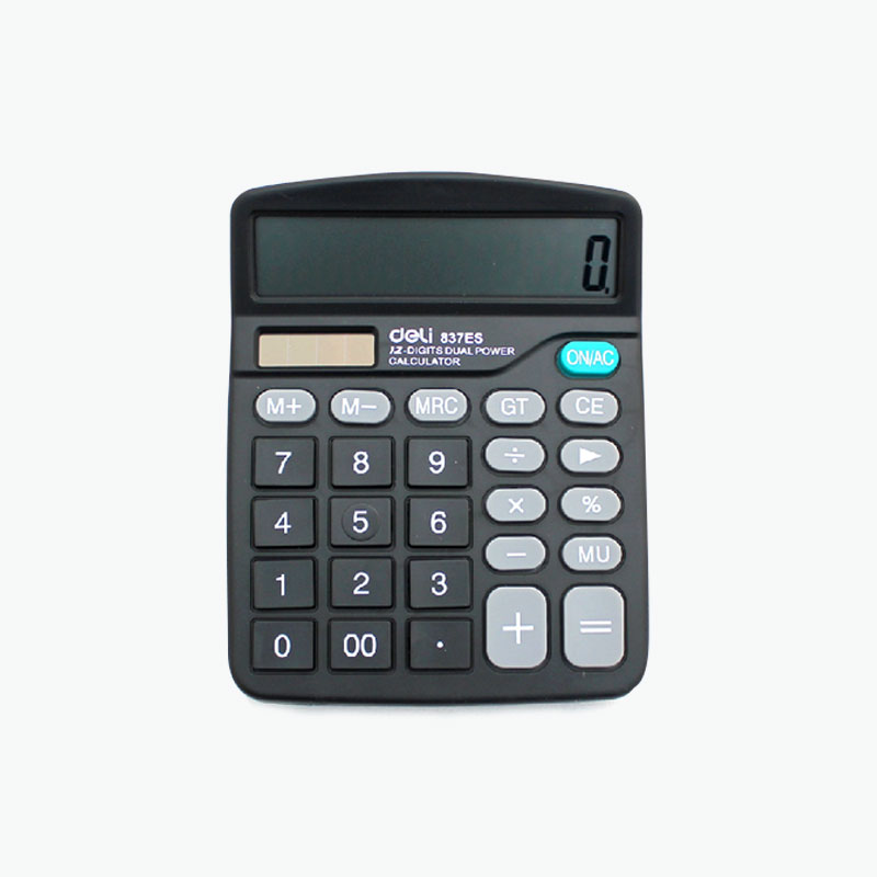 Deli, Desktop Calculator x1