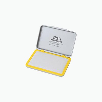 Deli, Blank Ink Pad (106x67mm) x1