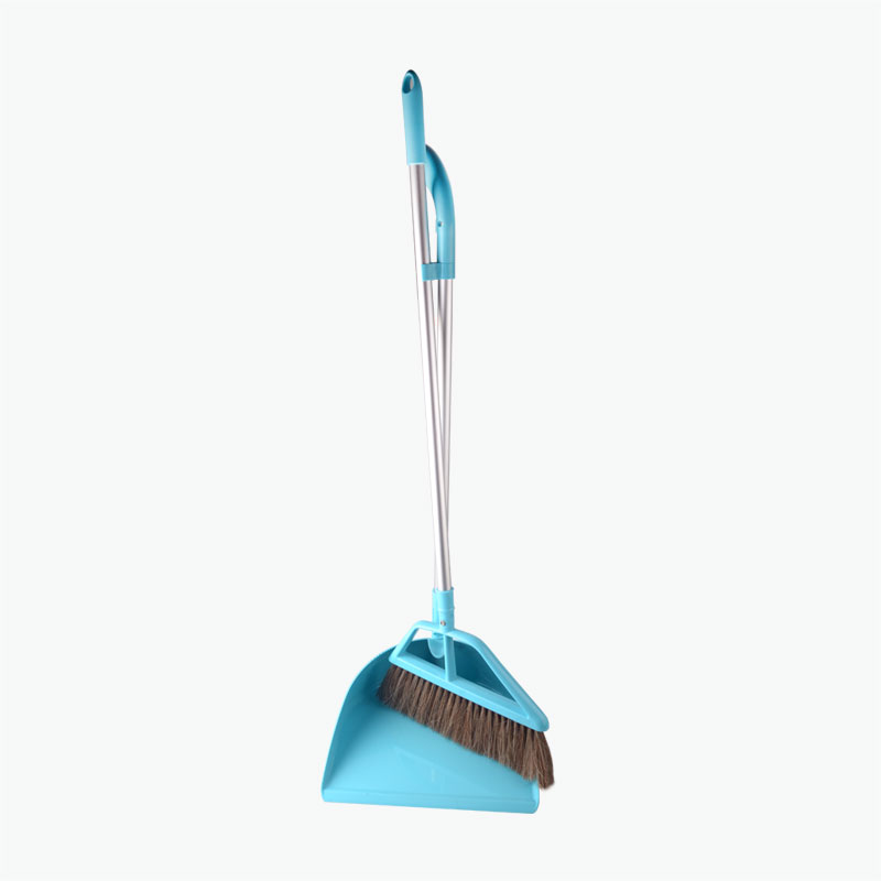 Miaojie, Bristle Broom & Dustpan Set