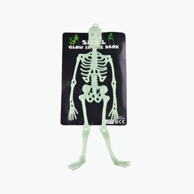 Glow-in-the-dark Skeleton (Light Green) 32cm x1