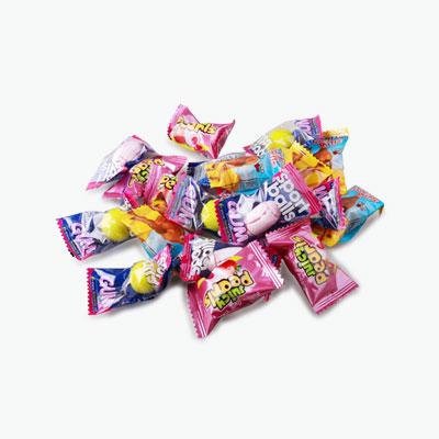 Fini, Assorted Bubble Gum x28