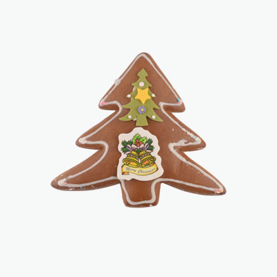Festive Christmas Tree Gingerbread 180g