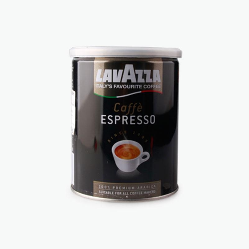 LAVAZZA, ESPRESSO Ground Coffee 250g