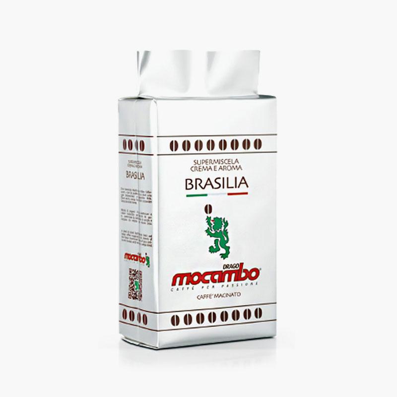 MOCAMBO, BRASILIA Ground Coffee 250g