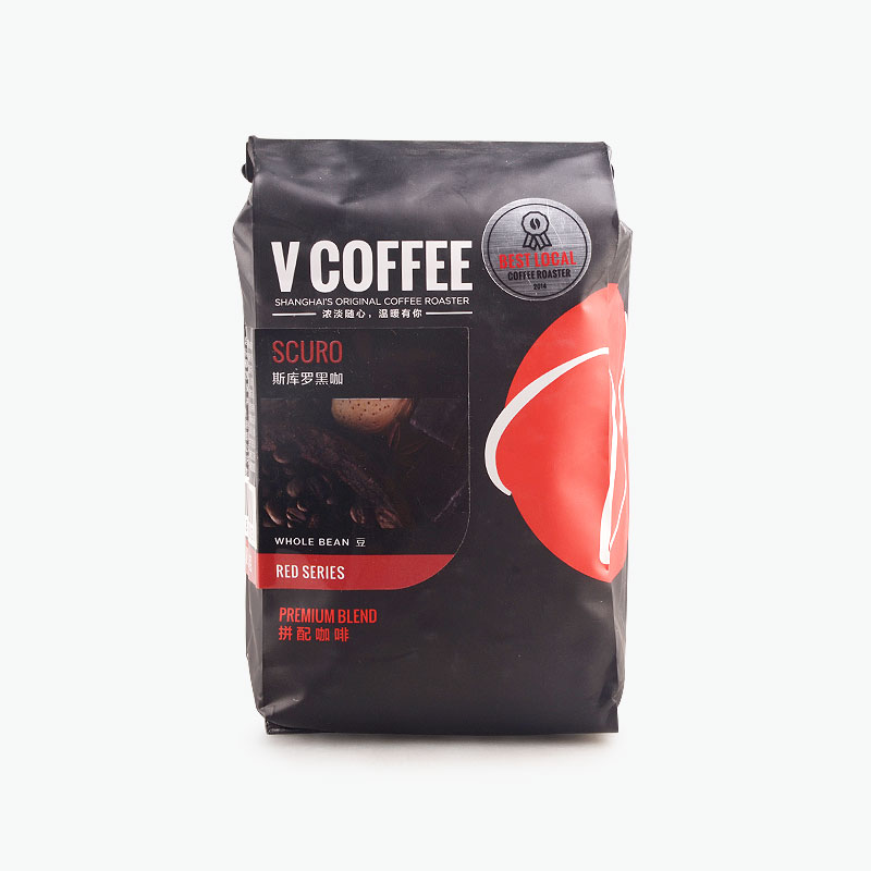 V COFFEE, CAFFE PRIMO Coffee Beans 250g