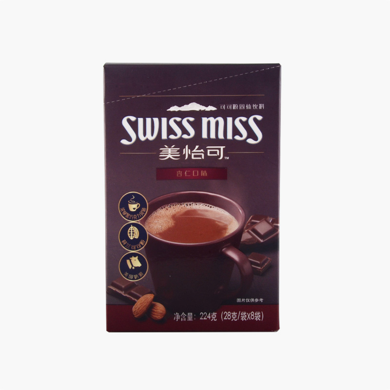 Swiss Miss Almond Cocoa 224g