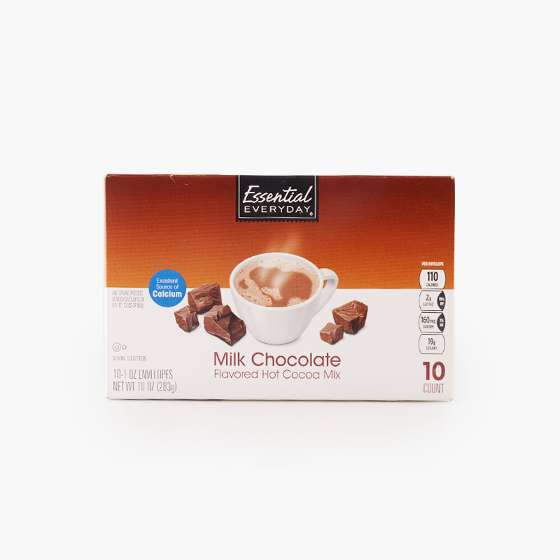 Essential Everyday, Hot Chocolate Mix x10 283g