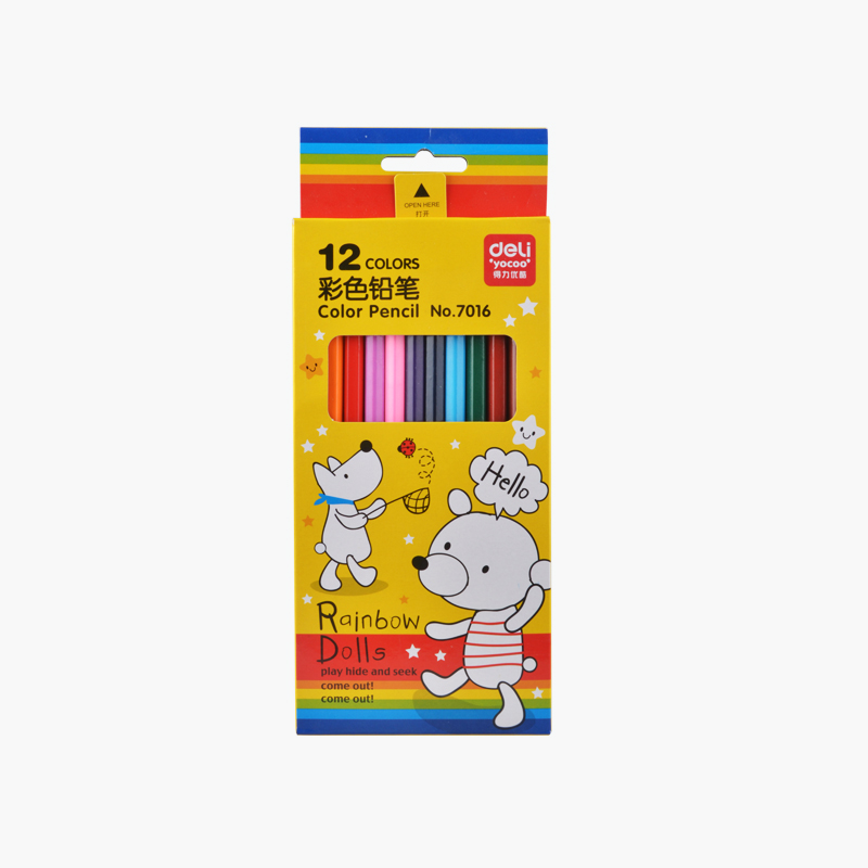Deli, Coloring Pencils x12