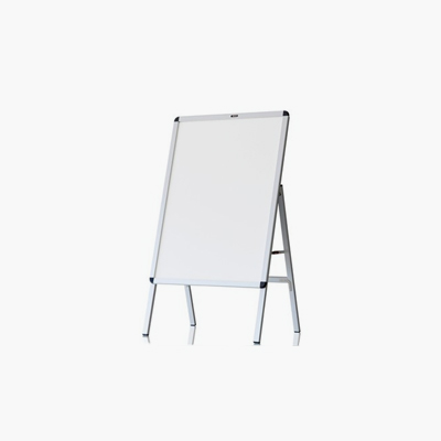 Deli, Easel-Style Whiteboard 841x594mm x1
