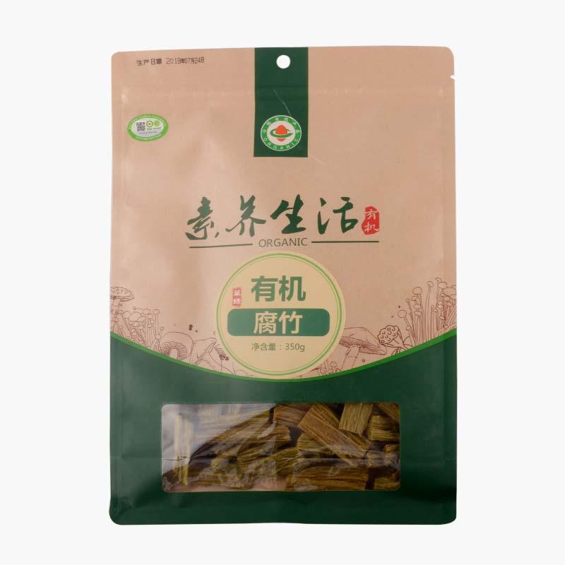Su Yang Sheng Huo Organic Green Bean Dried Beancurd Stick 350g