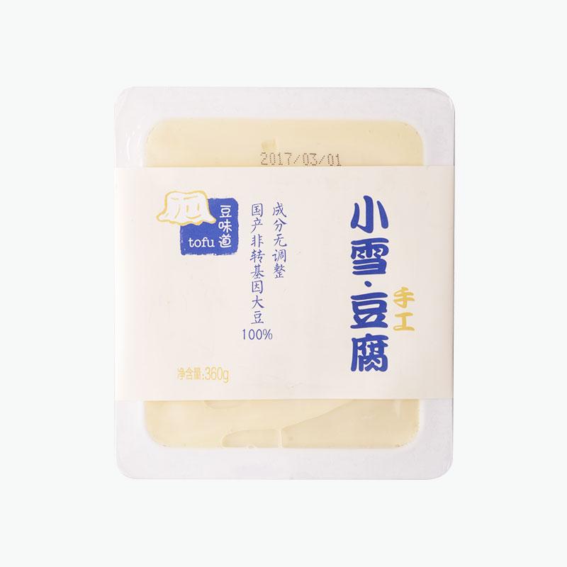 Douweidao Silken Tofu Extra Soft 360g