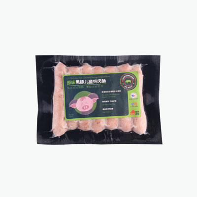Berkshire Pork Sausage Original 140g